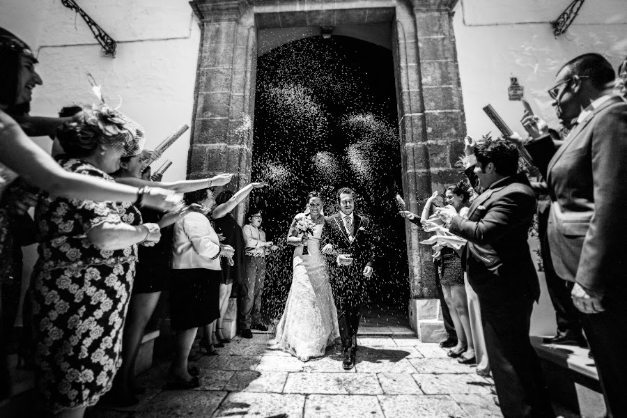 Wedding photographer Alberto Parejo (parejophotos). Photo of 07.12.2015