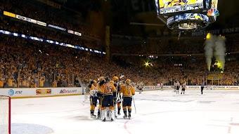 Stanley Cup Final, Gm 4: Penguins at Predators