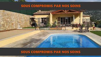 villa à Le Tignet (06)