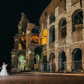 by Istoc Marius - Wedding Bride & Groom