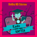Radio Sarita- Indias 1st Digital Educational Radio icon
