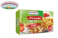 Angebot für Mikrowellen-Pommes Kringel im Supermarkt