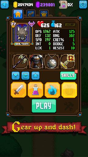 Dash Quest 2.9.19 screenshots 2