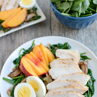 Warm Chicken And Bacon Salad Recipes.