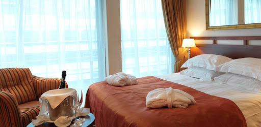 Most staterooms on AmaCello feature French balconies and range in size from 170 to 255 square feet.