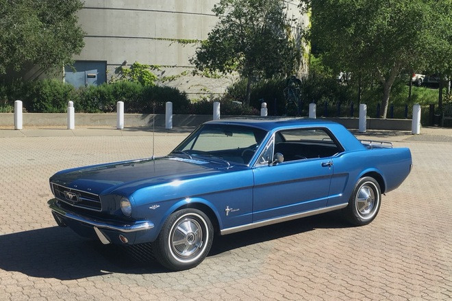 1964.5 Ford Mustang Hire CA