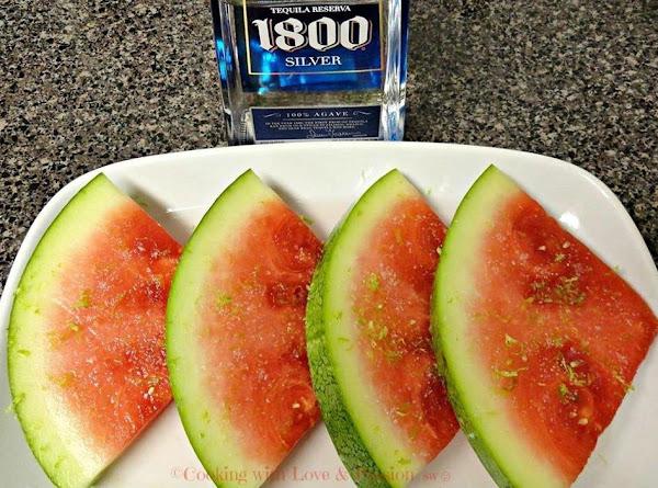 Watermelon Señorita Slices Recipe