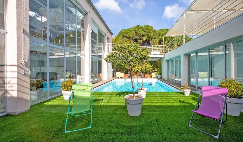 Propriété avec jardin Ramatuelle