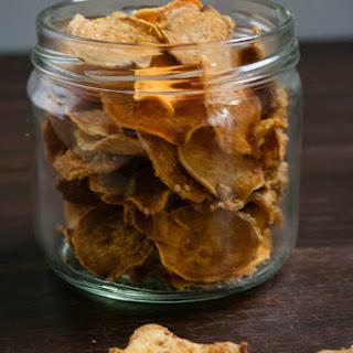 Parmesan Sweet Potato Chips.