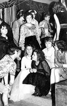 Photo: Luty 1972 - bal karnawałowy