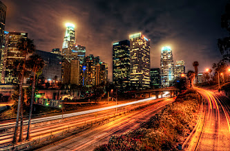 Photo: LA at Night