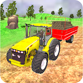 Farm Transport Tractor Games 2018