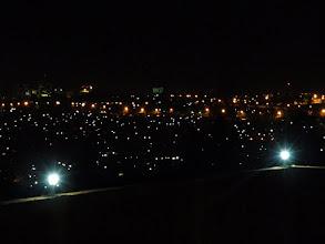 Photo: Kigali at night...