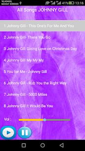 JOHNNY GILL SONGS - náhled