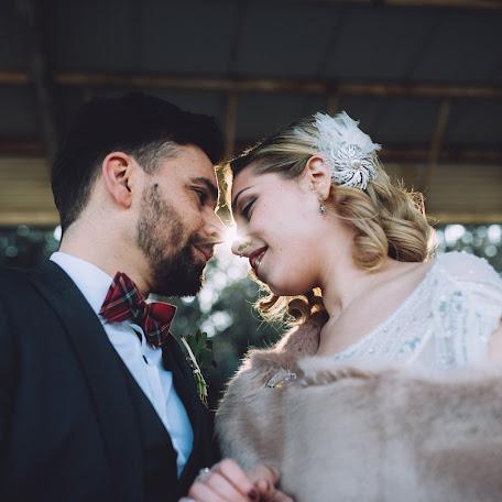 Wedding photographer Enara Barandarain (enaraargazkiak). Photo of 20.03.2017