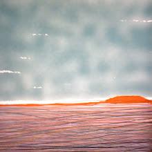 "Photo: ""Red Butte"" 1.5.13, digital 8x10"