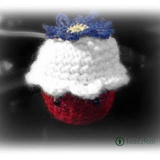 Original Red Velvet Cake With Frosting.