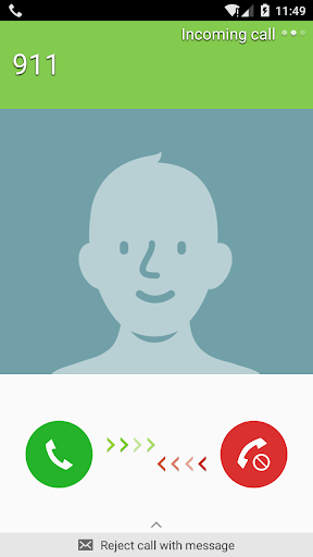 Fake Call 1.2.6 screenshots 6