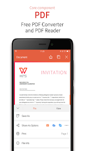 WPS Office – Word, Docs, PDF, Note, Slide & Sheet Mod 11.3.2 Apk [Ads Free/ Feature listed] 4