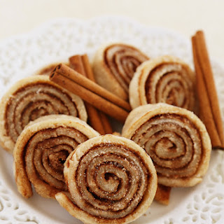 3-Ingredient Cinnamon Sugar Pie Crust Cookies.