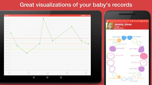 玩免費遊戲APP|下載Feed Baby - Tracker for Babies app不用錢|硬是要APP