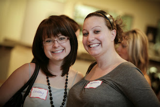 Photo: Lindsey of Bridges Media and friend Stephanie.