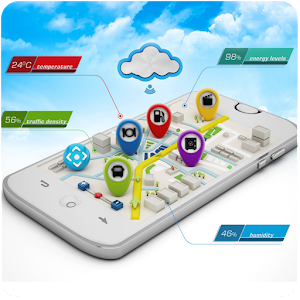 GPS Navigation Directions & Location Tracker