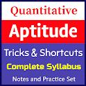 Aptitude Test : Notes, Shortcuts & Practice Set icon