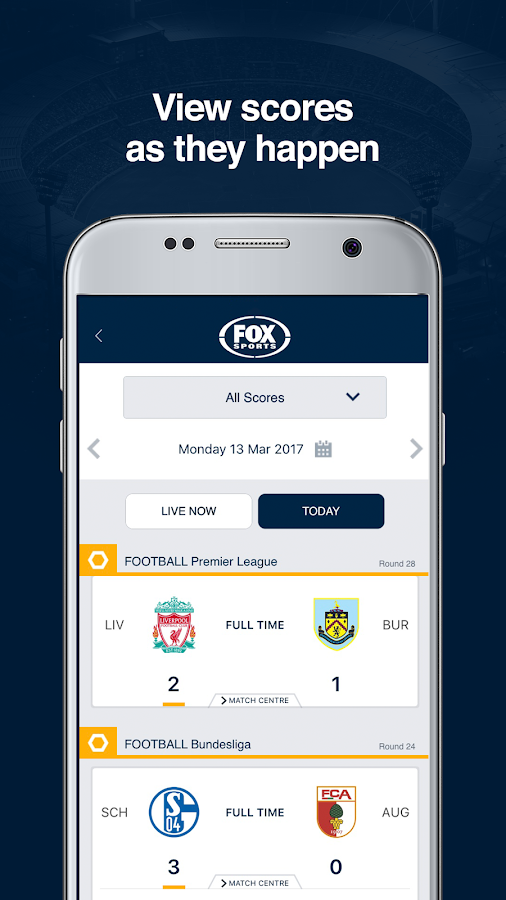 Fox Sports - AFL, NRL & Sports- screenshot