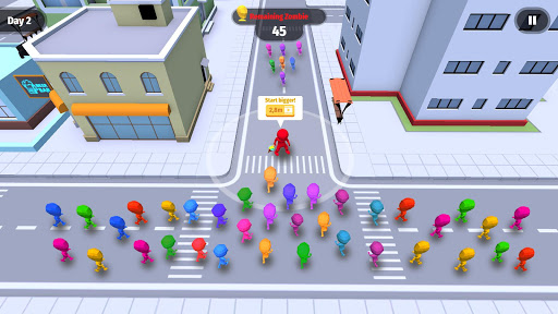 Move.io: Move Stop Move - Stickman Crowd 3D 0.0.47 screenshots 6