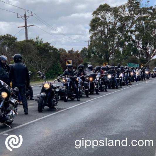 Vietnam Veterans Day & Battle of Long Tan Memorial Service – Vietnam Veterans and Veterans Motorcycle Club Australia, Gippsland Chapter