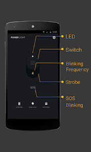 Power Light - Flashlight LED v1.2.4 Ad Free