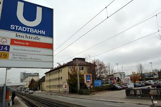 Photo: Stuttgart Wangen, Ulmer Str. 265 (ehemaliger Verkehrsübungsplatz)