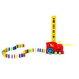 Locomotiva domino M-Toys