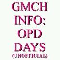 GMCH Info: OPD Days icon