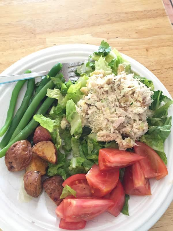 Tuna Nicoise Salad Recipe