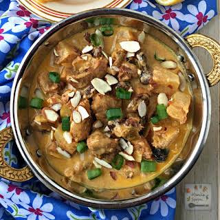 Cinnamon Chicken Curry.