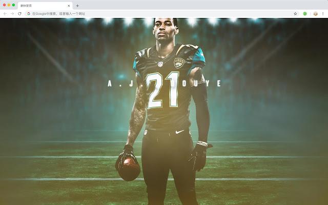 jaguars HD New Tabs Popular NFL Themes - Chrome Web Store