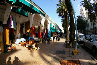 Photo: Proximité du Souk Casablanca