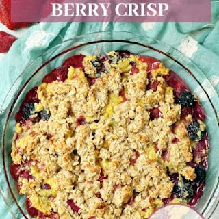 Weight Watchers Berry Crisp Recipe
