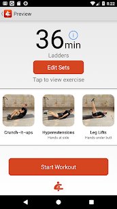 You Are Your Own Gym by Mark Lauren Apk 3