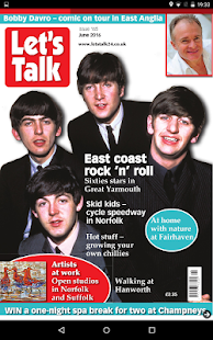 Let's Talk Magazine- screenshot thumbnail