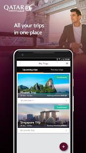 Qatar Airways - náhled