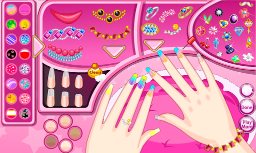 Fashion Nail Salon 6.4 screenshots 3