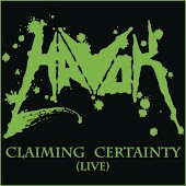 Claiming Certainty (live)