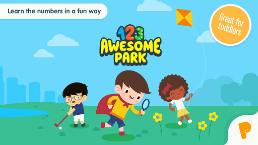 123 Awesome Park - Numbers