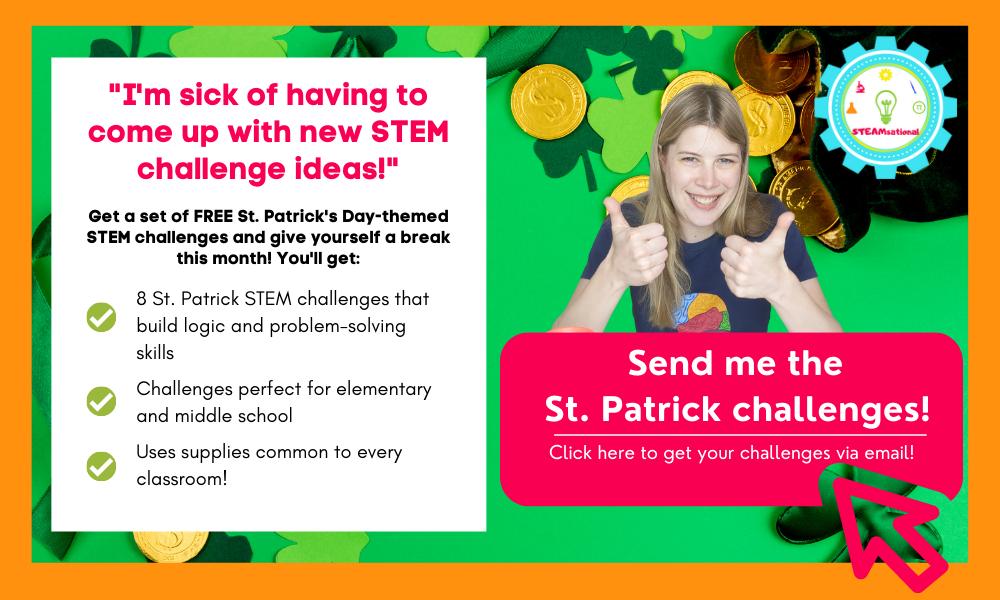 st patrick stem challenges