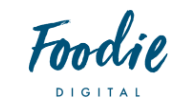 Foodie Digital Logo