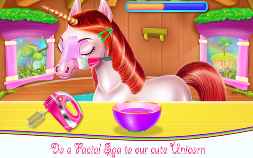 Unicorn Beauty Salon for PC