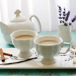 Easy Vanilla Tea.
